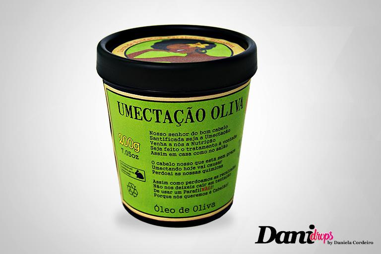 umectação de oliva