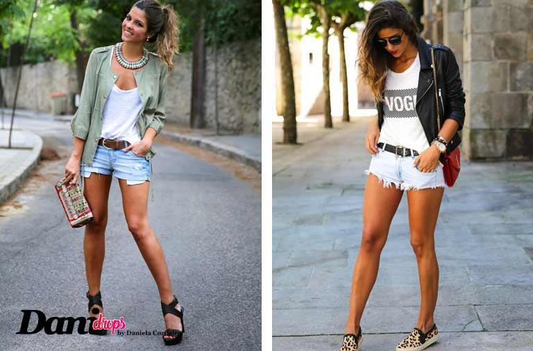 Looks com Short Jeans