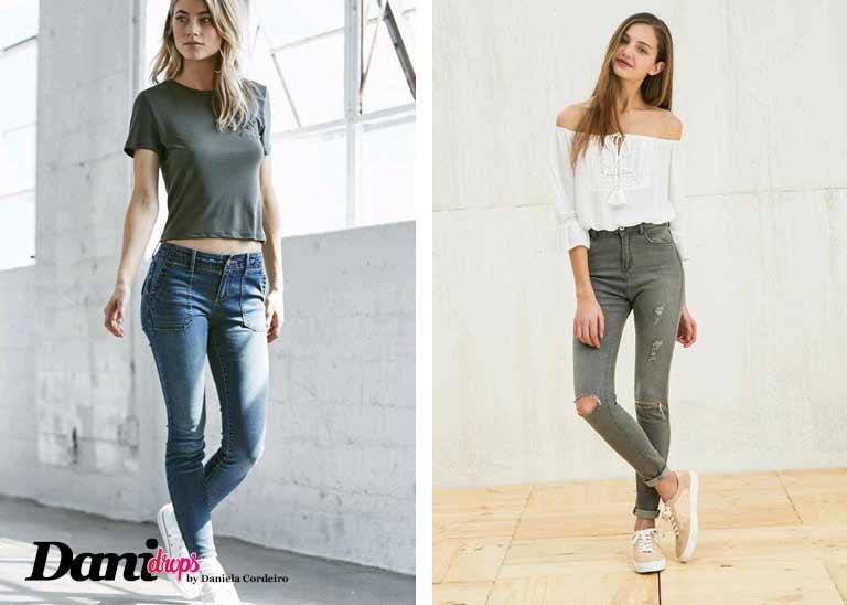 Modelos de Calças Jeans