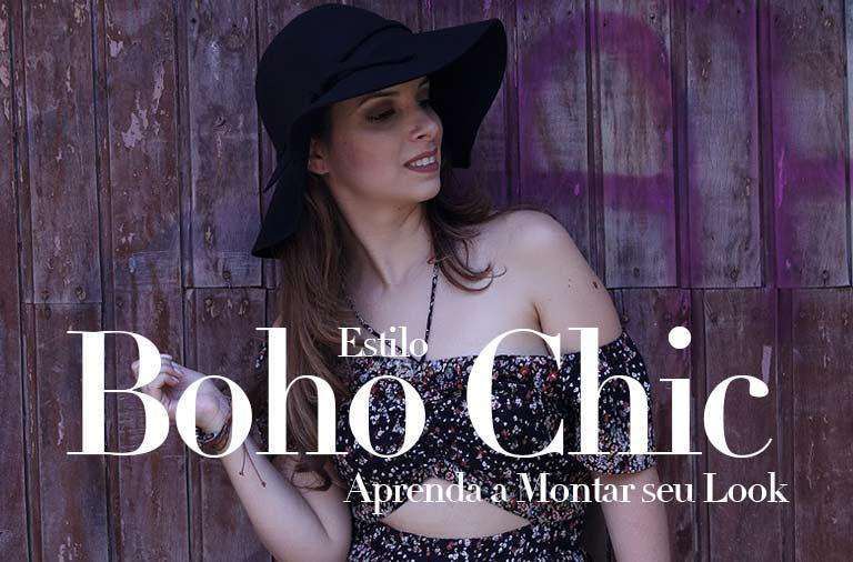 Estilo Boho Chic, Veja os Melhores Looks e Aprenda a Montar o Seu