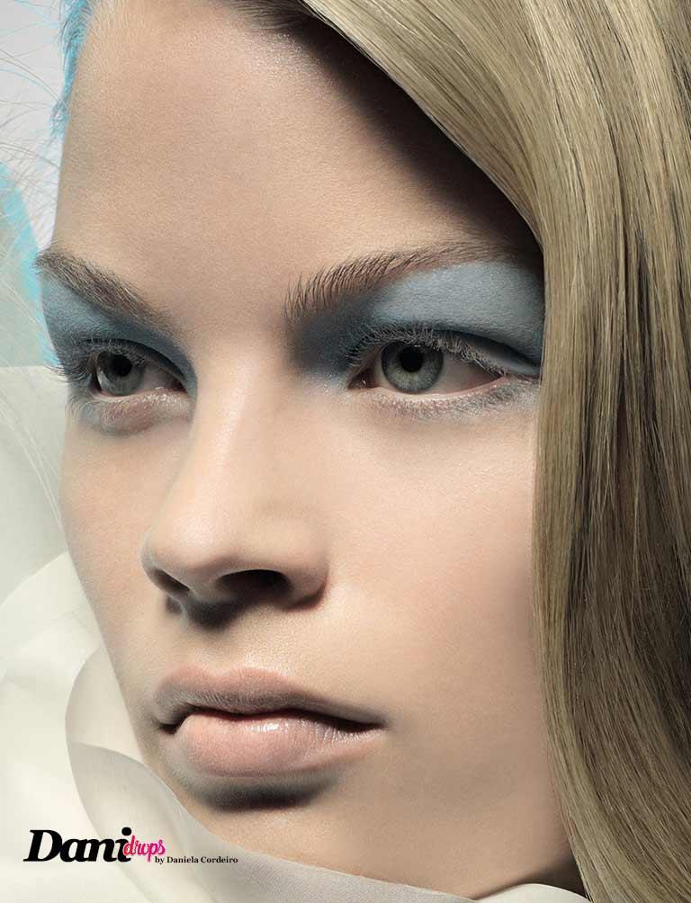 Yasmin Heinz e suas maquiagens artísticas