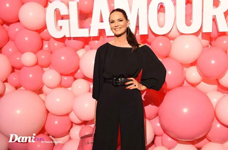 Luiza Brunet 2017 Glamour Beauty Festival