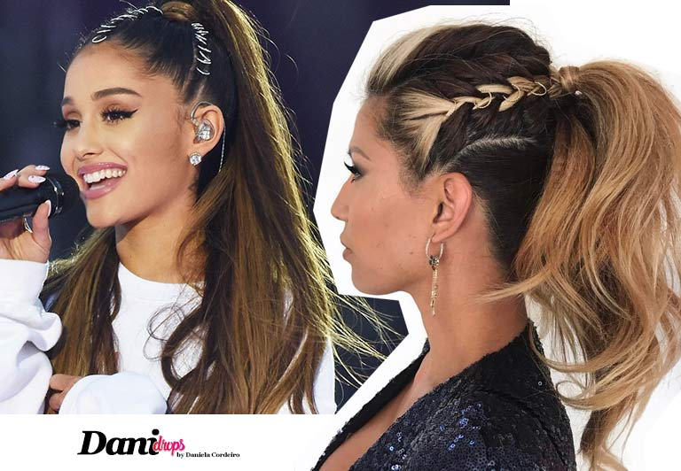 Pony Tail com Rings
