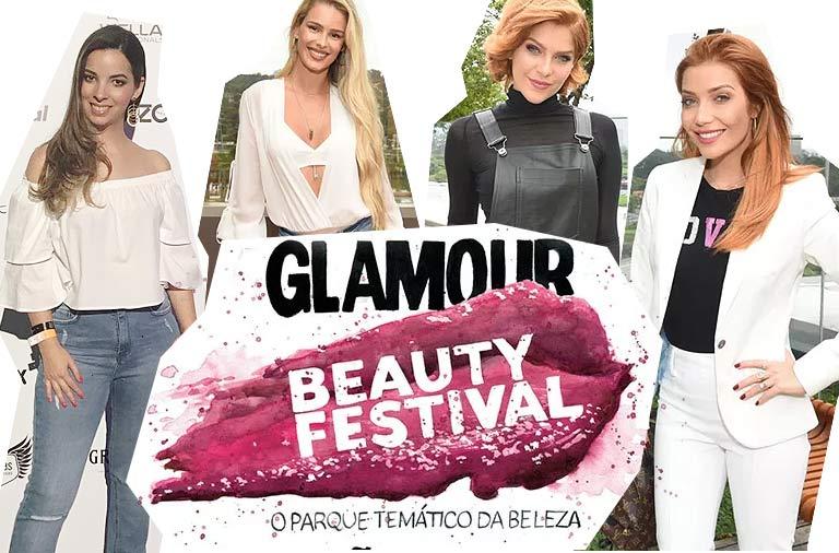 3ª Edição Glamour Beauty Festival: Veja o que Rolou no Evento de Beleza
