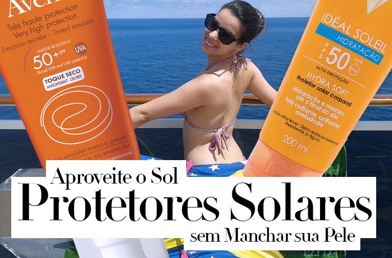 melhores protetores solares