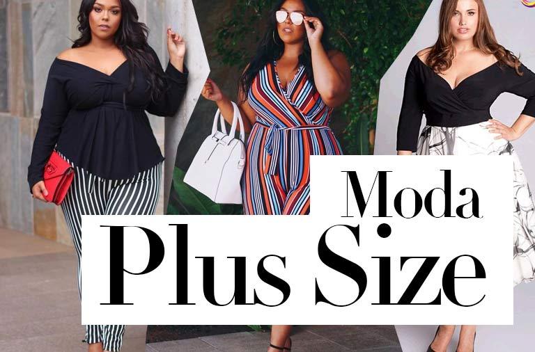 Moda Plus Size, Veja como Montar seu Look e Arrasar