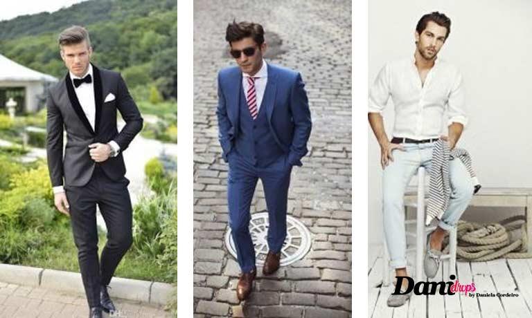 roupa de casamento para homens