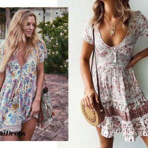 Os Melhores Vestidos Para Usar no Verão