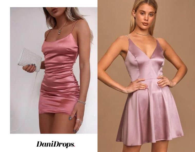 Vestido Rosa Curto