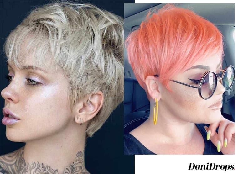 cortes de cabelo curtos para mulheres
