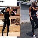 16+ Looks com jeans preto para usar no outono