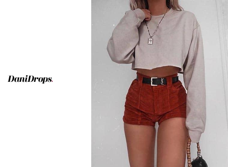 look com shorts