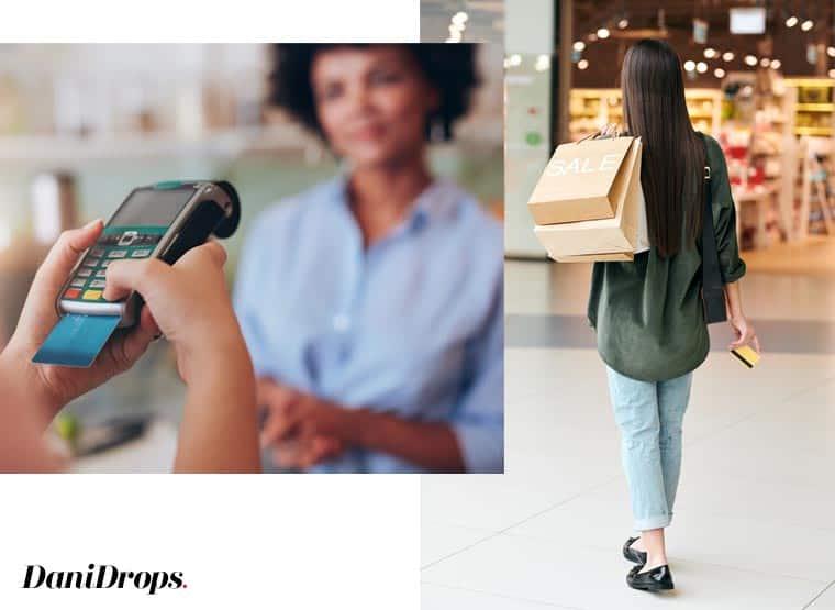 O cartão de crédito te dá uma maior segurança para realizar suas compras
